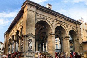 La Loggia Mercato del Porcellino Firenze